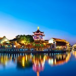 Suzhou: Interrogating the Space Between Shan and Shui
