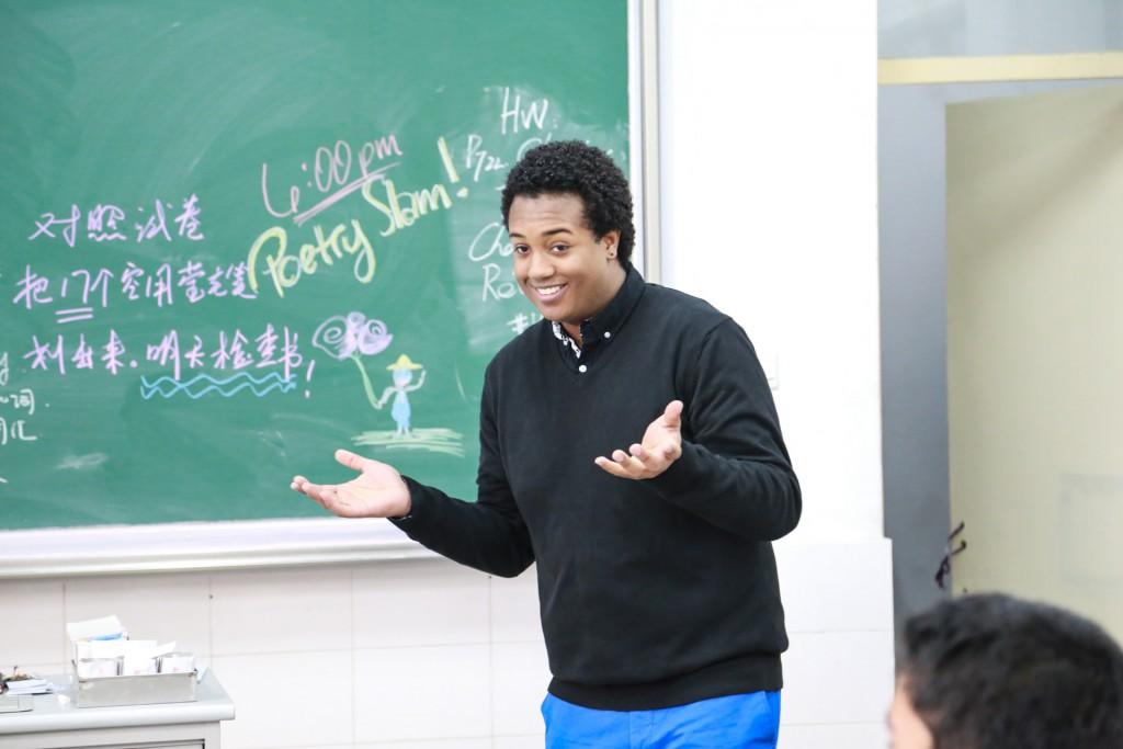 GoGlobal teacher