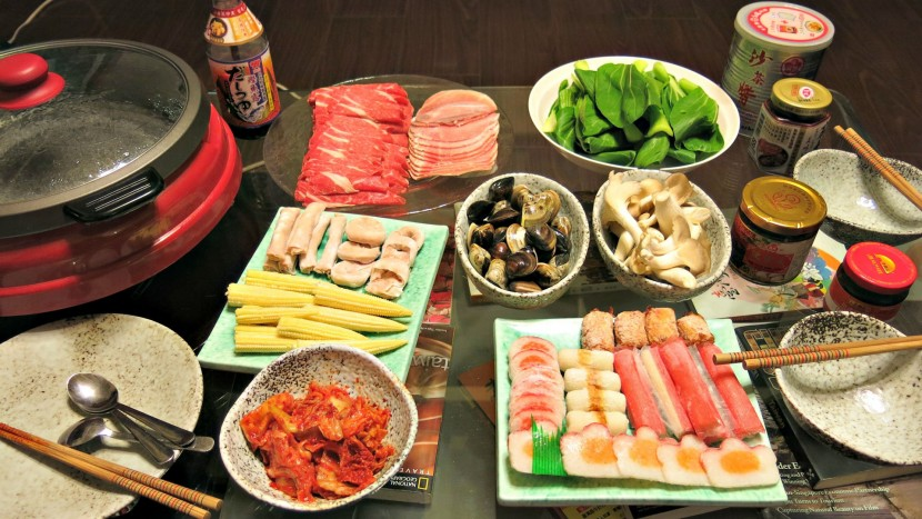 For a taste of China try hot pot