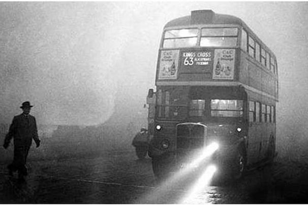 The Great Smog of London