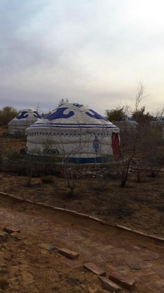 Inner Mongolian yurt