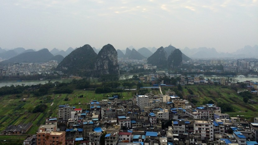 Guilin China lanscape